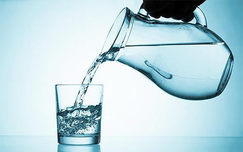 Какую воду выбрать для детского питания