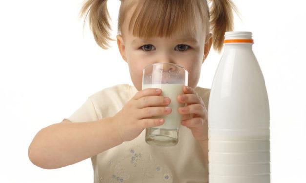 Микробиологический состав детских марок молока