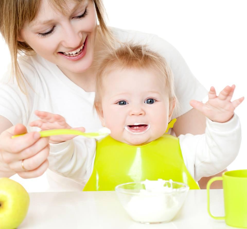 Как сформировать меню для малыша?