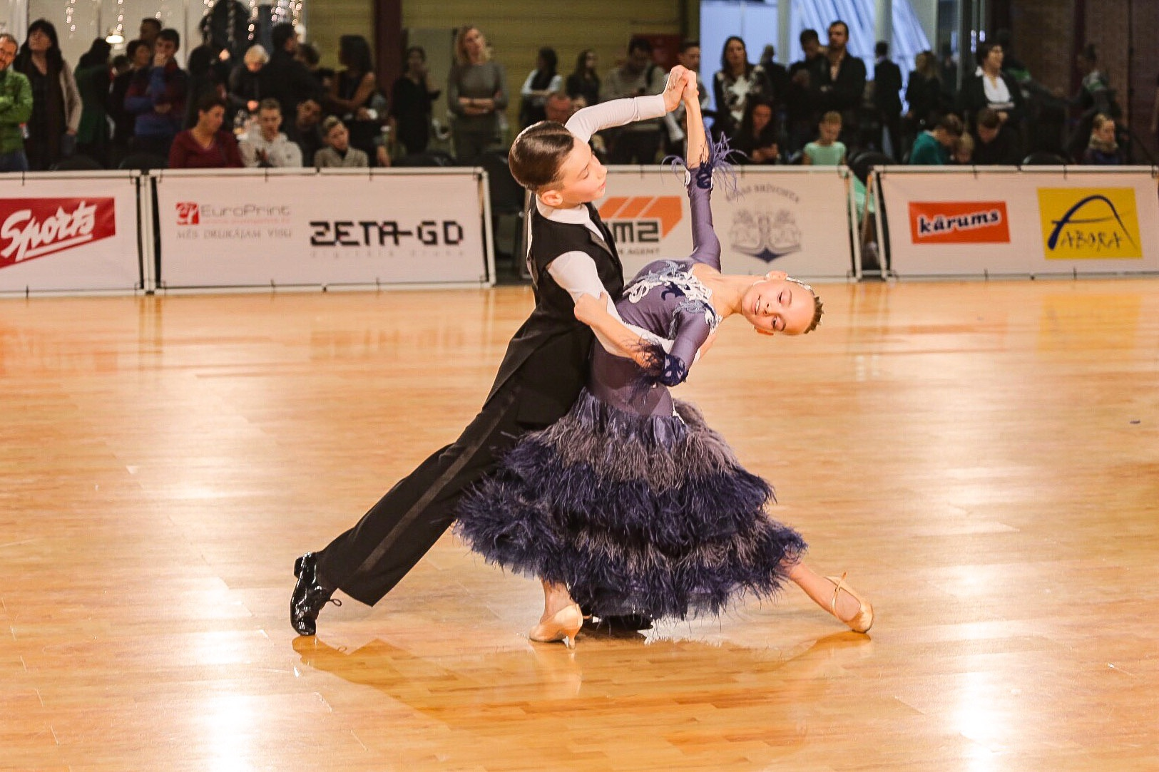 Stardust, 2018 Competitions